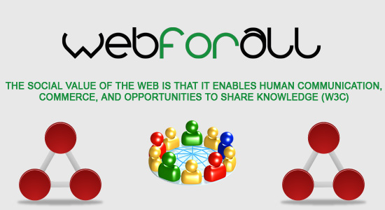 Progetto WebforAll, share your web skills