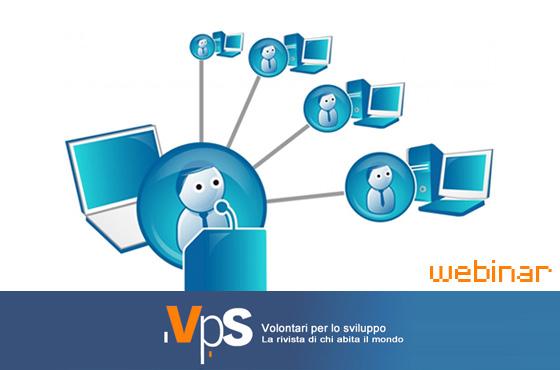 Webinar: Social network e fundraising oggi