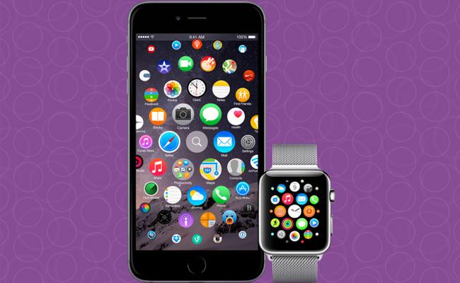 Video: Cosa succede quando si mette lo schermo di un Apple Watch su un iPhone