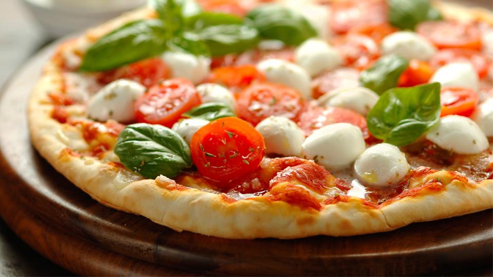 Pizza riciclo