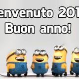Buon capodanno 2015 Minion