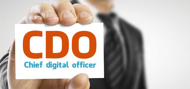 Chief Digital Officer – CDO
