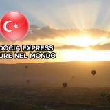 Cappadocia Express Avventure nel mondo