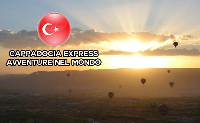 Cappadocia Express 2015 – Avventure nel mondo