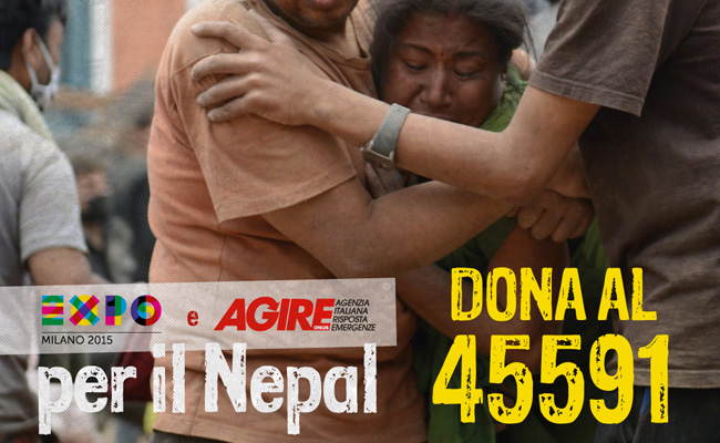 Emergenza Nepal – Dona Ora!
