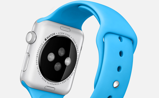 Video di presentazione dell'Apple Watch
