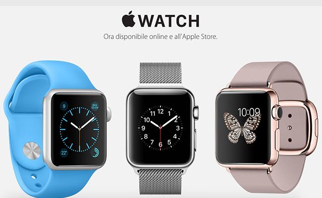 Come acquistare Apple Watch
