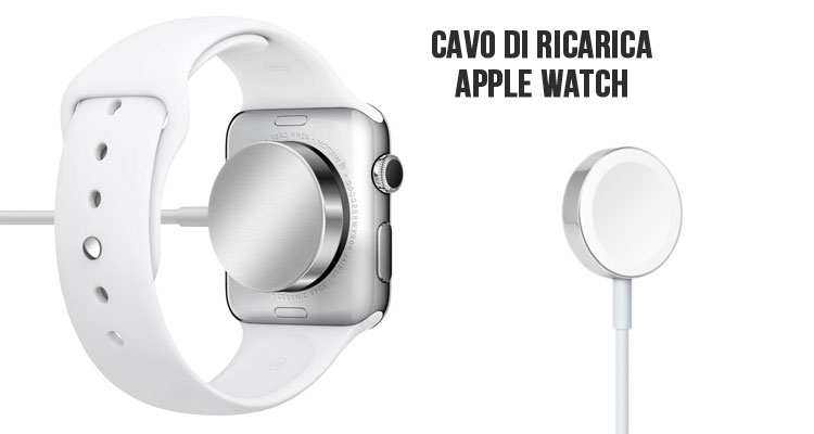 Come ricaricare Apple Watch