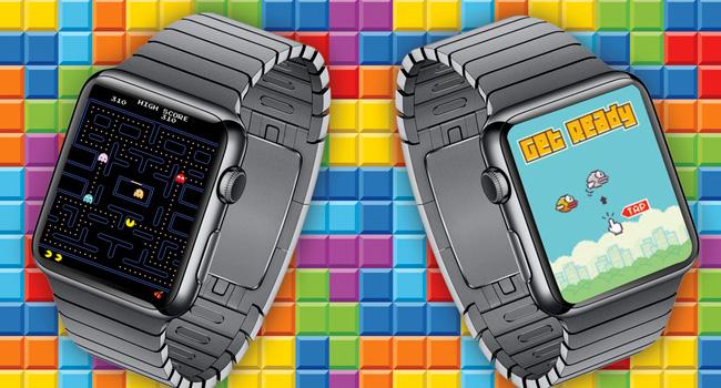Giochi applicazioni Apple Watch