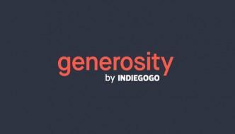 Generosity: la piattaforma Indiegogo per le Non profit