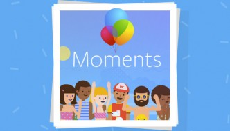 Moments l'app Facebook per condividere le foto