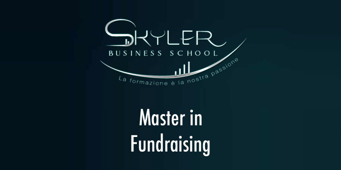 Master in Fundraising 2016 di Skyler Business School