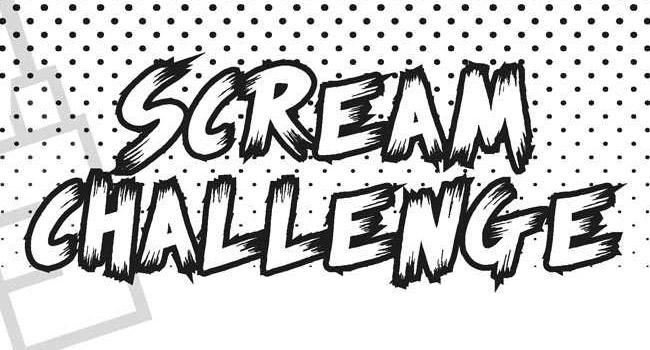 Scream Challenge operazione contro il bullismo
