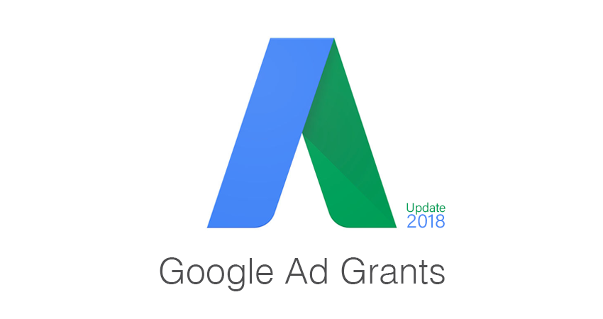 Google Ad Grants news 2018 per le onlus