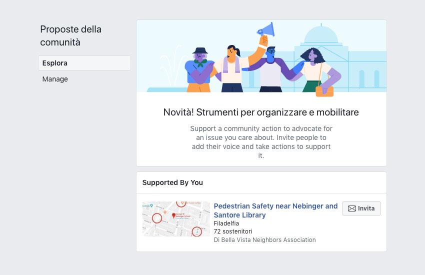 Come creare una petizione su Facebook